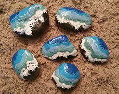 Beachy Bliss Rock Series