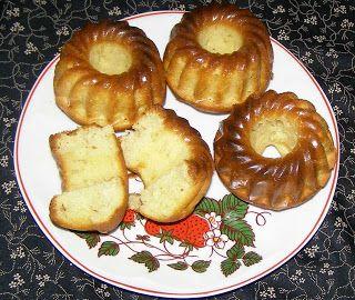 W Mojej Kuchni Lubię.. : babeczki waniliowe...