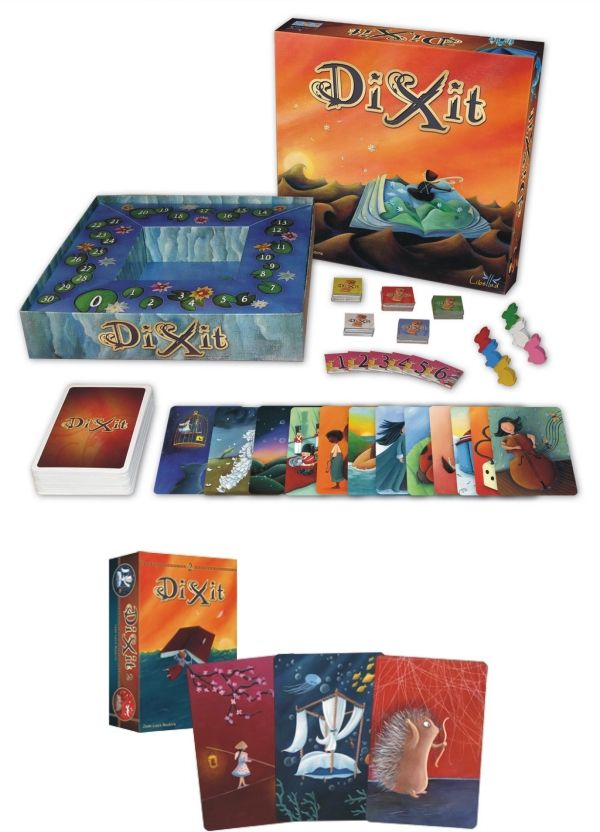 A great article about board games and the brain.  Dixit, Ticket to Ride, Pandemic and other games listed will be be at EverCon 2014.  www.evercondenver.com