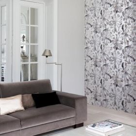 Akina Collection - (Source Khroma) Fabric Wallpaper Australia / The Ivory Tower / brisbanecurtains.online