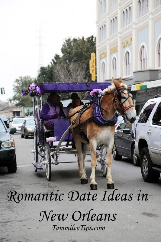 Date ideas in new orleans