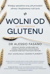 Wolni od glutenu Fasano Alessio, Flaherty Susie Druga Strona.Księgarnia internetowa Czytam.pl