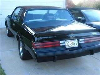 1987 Buick Grand National for Sale   ClassicCars.com   CC-455619