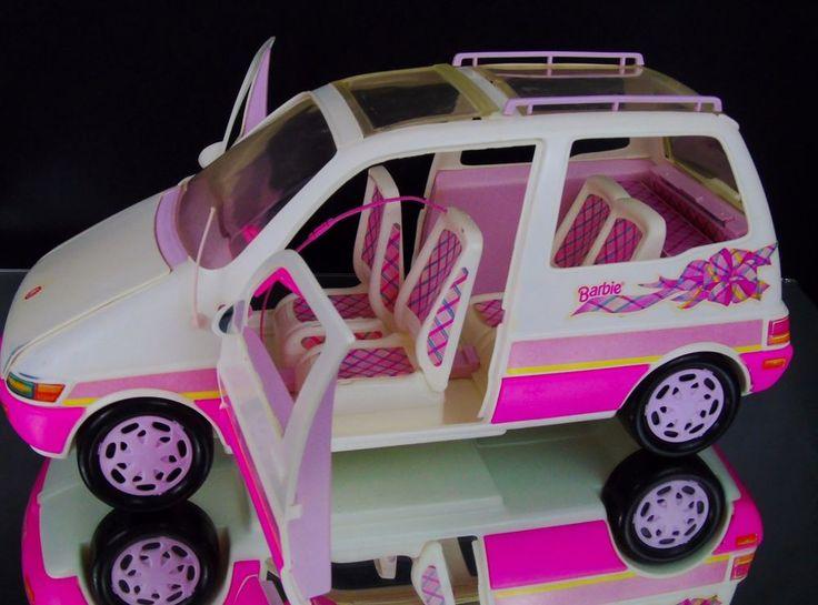 barbie dream camper instructions