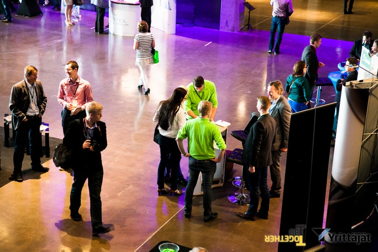 Lauantai kuvina - Get Together - Valtakunnallinen nuorten yrittäjien tapahtuma Turku #GETTO13
