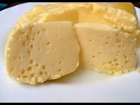 Вареный омлет в пакете, по вкусу, как сливочный сыр / Западло