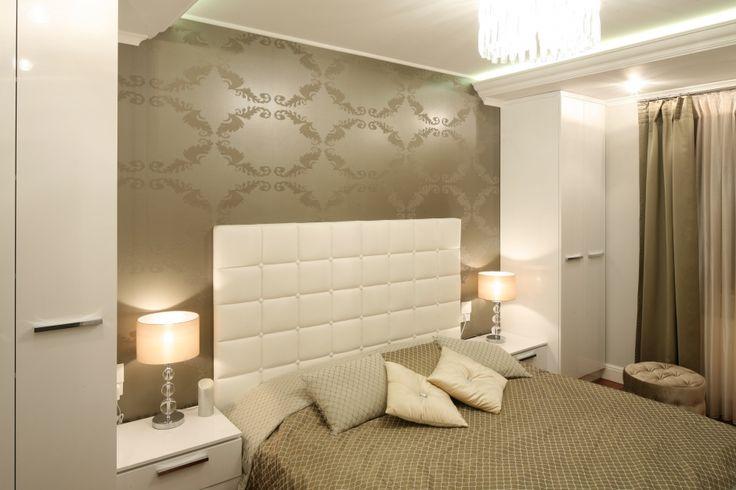 Piękna, jasna sypialnia - 10 wnętrz z polskich domów  - zdjęcie numer 6