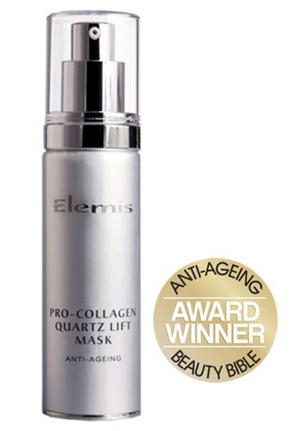 Elemis Pro-Collagen Quartz Lift Mask - Winner Anti-Ageing Beauty Bible Best Anti-Ageing Face Mask