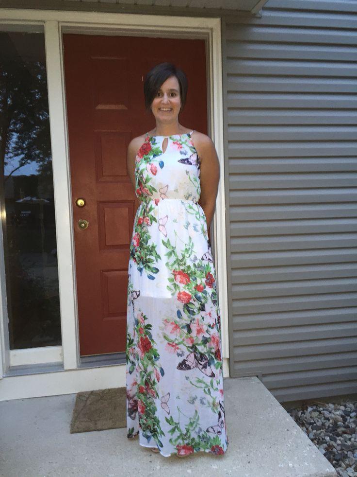 Fate Ruby Maxi Dress, Stitch Fix