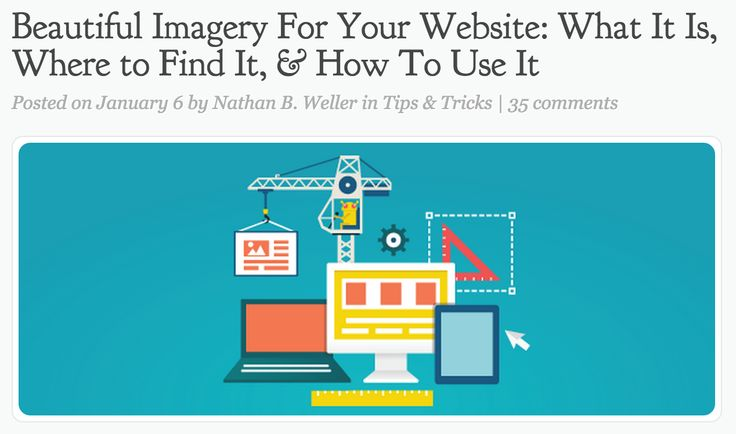 Beautiful Imagery For Your Website: What It Is, Where to Find It, & How To Use It