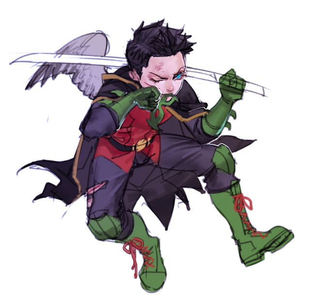 290 best Damian Wayne images on Pinterest | Batman family ...