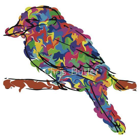 Kookaburra - T-Shirt Design