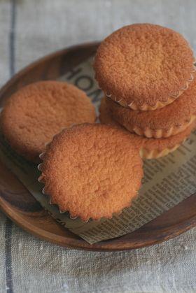 「マドレーヌ」kaiko | お菓子・パンのレシピや作り方【corecle*コレクル】