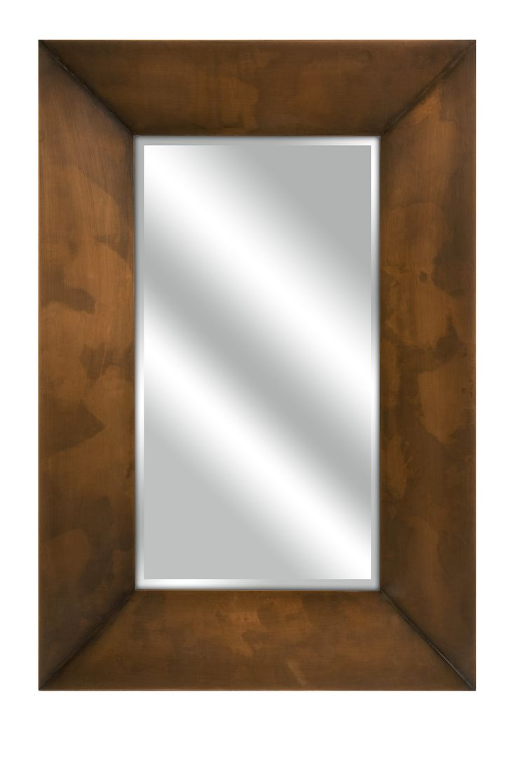 Alluring Spier Copper Plated Mirror