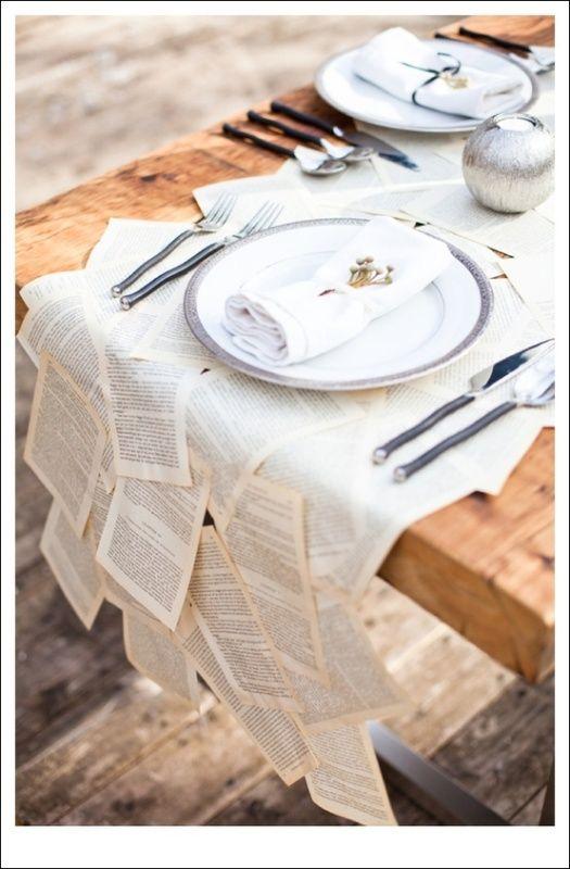 30 Wedding Table Runner Ideas