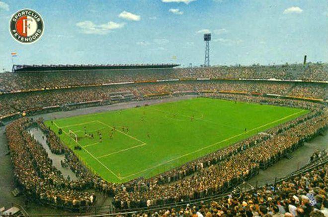 Stadium de Kuip - Feyenoord Rotterdam - bewri