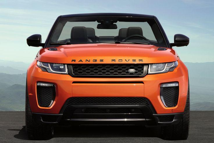 Range Rover Evoque Convertible '2016