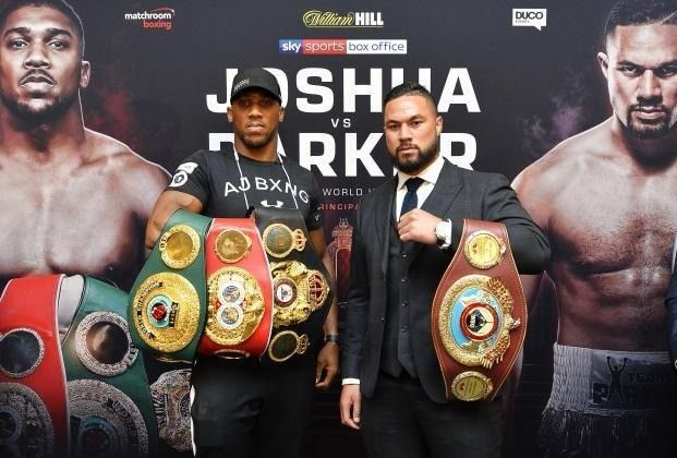 Is It Possible That Joseph Parker Will Beat Anthony Joshua Anthony Joshua Vs Boxing Anthony Joshua Anthony Joshua