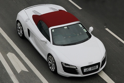r8 cabrio white w red top like me autos pinterest white tops red tops and love. Black Bedroom Furniture Sets. Home Design Ideas