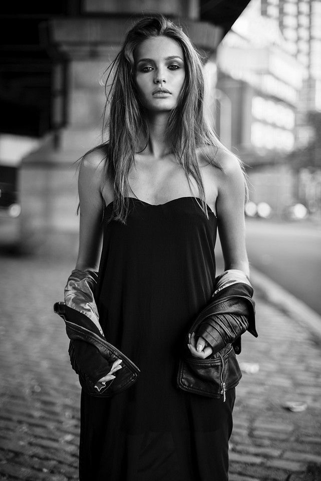"paradisonyc: "" Kristina New York fashion photographer Joseph Paradiso Yuki NYC www.paradisonyc.com """