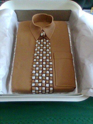 pastel para el dia del padre en fondant - cupcakes_yummie - Fotolog
