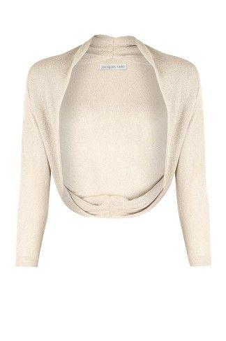 Product - Sparkle Knit Bolero