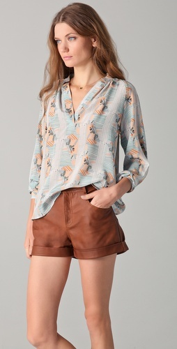 Nothing better than a wonderful Tucker blouse!