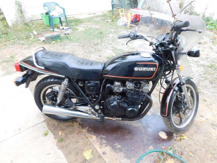 eBay: 1982 Suzuki GS 1981 Suzuki gs 650 vintage original paint #motorcycles #biker