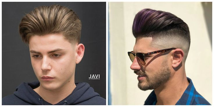 Men's Pompadour Hairstyles for 2018