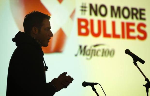 Majic 100's No More Bullies Campaign
