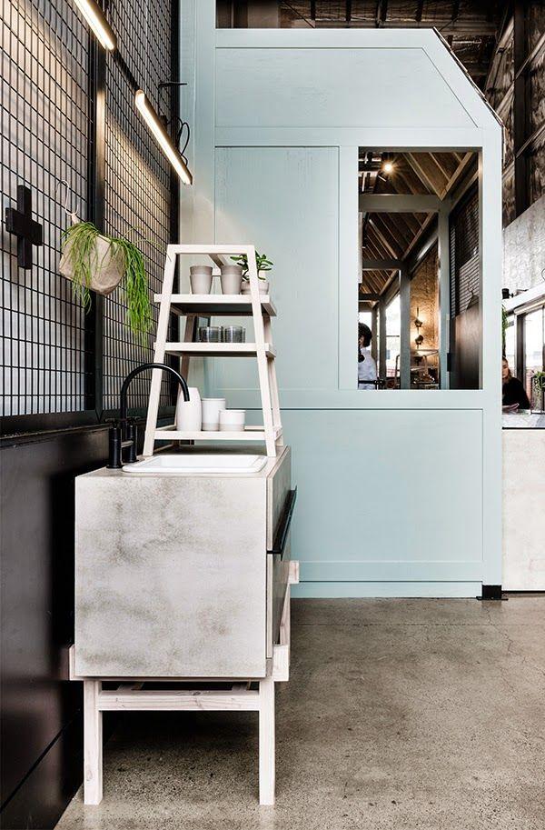 55 best foodcourt images on Pinterest Bakery shops, Arquitetura - innenraum gestaltung kaffeehaus don cafe