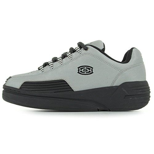 Skechers 3 Wheelers Mens Roller Skate Trainers / Shoes – Grey – SIZE UK 8