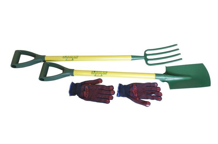 Lasher Tools_ Gardening Starter Kit_Garden Tools