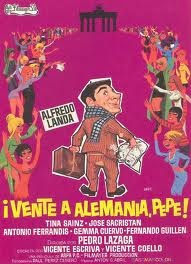 Vente pa Alemania, Pepe! amb Alfredo Landa