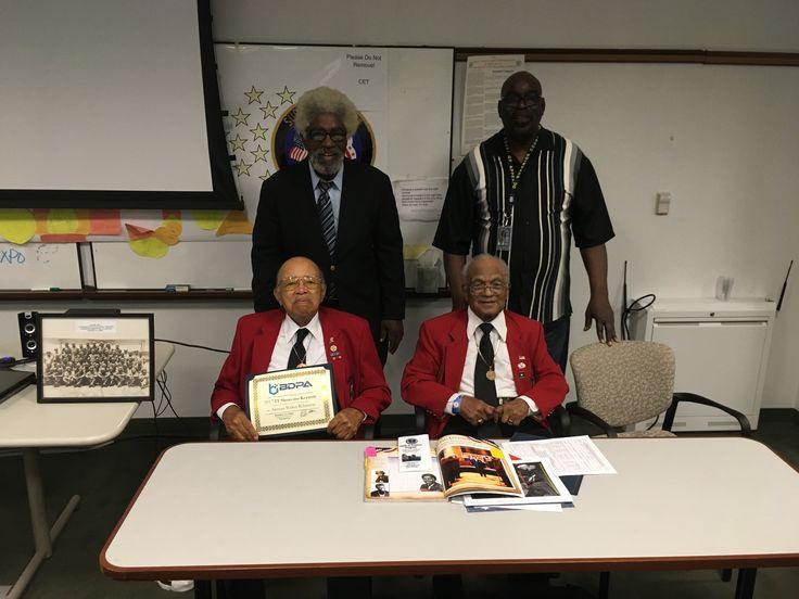 #TuskegeeAirmen attended #BDPA 10th Annual Regional Innovation Summit in Washington