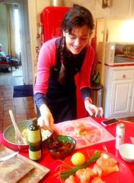 language and french culture, french courses, cook and learn, expat, absolutely french
