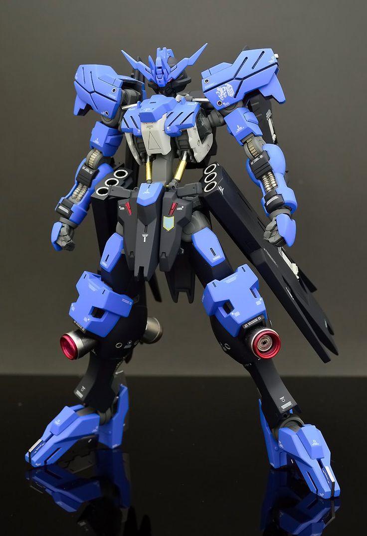 GUNDAM GUY: HG 1/144 Gundam Vidar - Customized Build