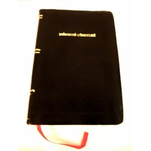 Malayalam Christian Songbook / Seeyon Geethavaly / Black Leather Bound Malayalam Hymnal / Golden Edges / 2415 songs / India / Kerala CHI   $99.99