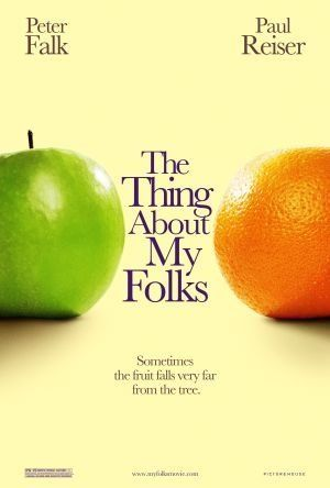 The Thing About My Folks - Peter Falk made me laugh out loud! Great lines delivered with panache