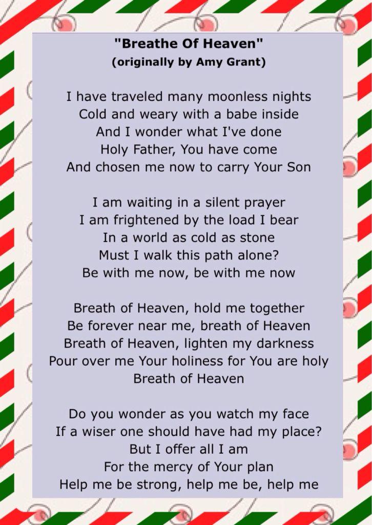 Lyrics A Christmas Birthday - musiXmatch