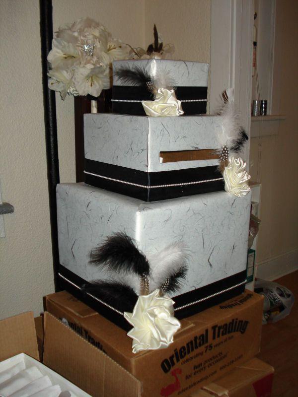 Card Idea Wedding Money Box | Card Box 3