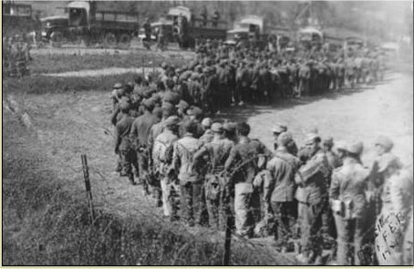 Surrender Germany 148 Division to brazilian forces, Italy  Francisco Miranda - BLOG