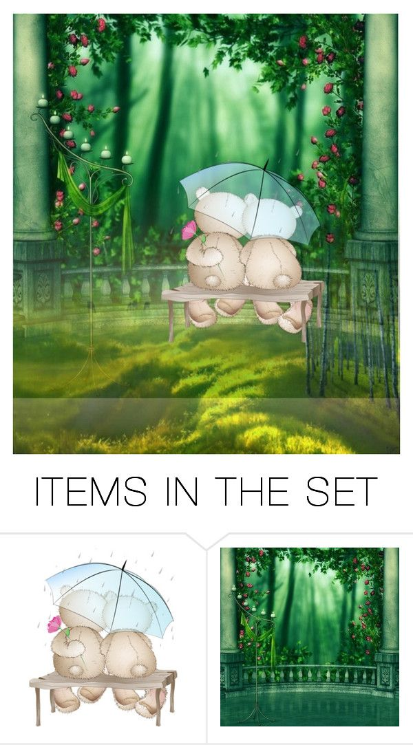 """Love, after the rain"" by kristina-lindstrom on Polyvore featuring art"