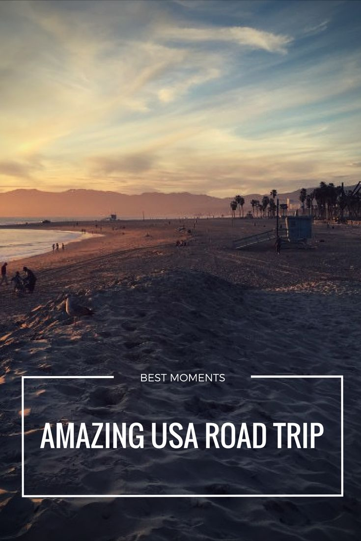 Our fantastic USA roadtrip - best moments from San Diego, Los Angeles, Las Vegas, Grand Canyon and Palm Springs.