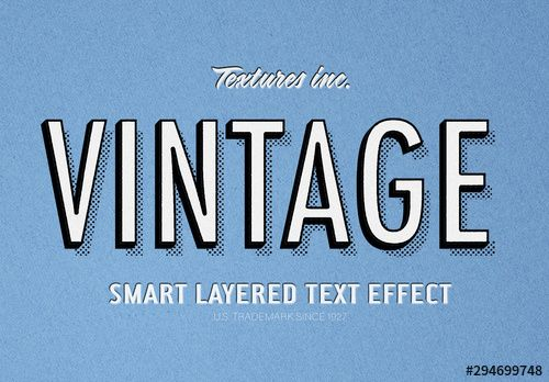 Outlined 3d Vintage Text Effect Affiliate Vintage Outlined Effect Text Ad In 2020 Vintage Text Text Effects Funny Business Cards