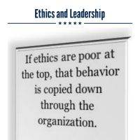 Infographic: Ethics and Leadership