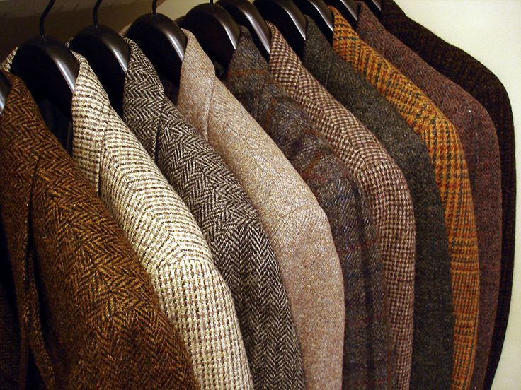 Show us your favorite Harris Tweed items - Page 7
