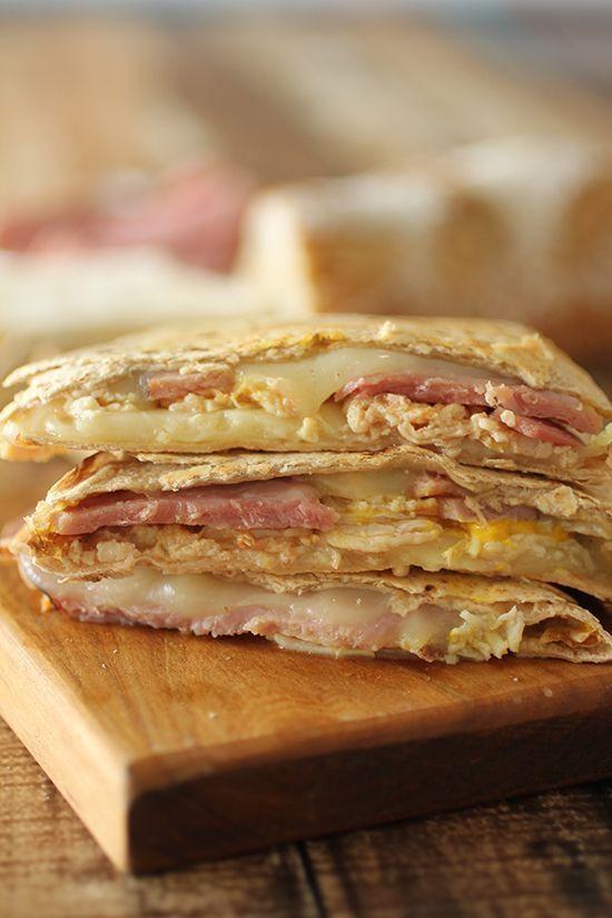 Recipes Quesadillas on Pinterest | Chicken club, Taco bell quesadilla ...