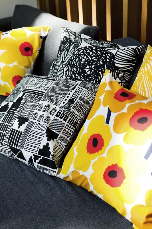 Marimekko's spring/summer 2014 interior decoration collection