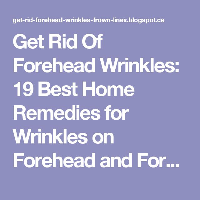 home treatments for wrinkles essay An in-depth report on the treatment and prevention of skin wrinkles and blemishes highlights overview aging causes the skin to undergo changes: some are for home use while others must be administered by a doctor moisturizers.